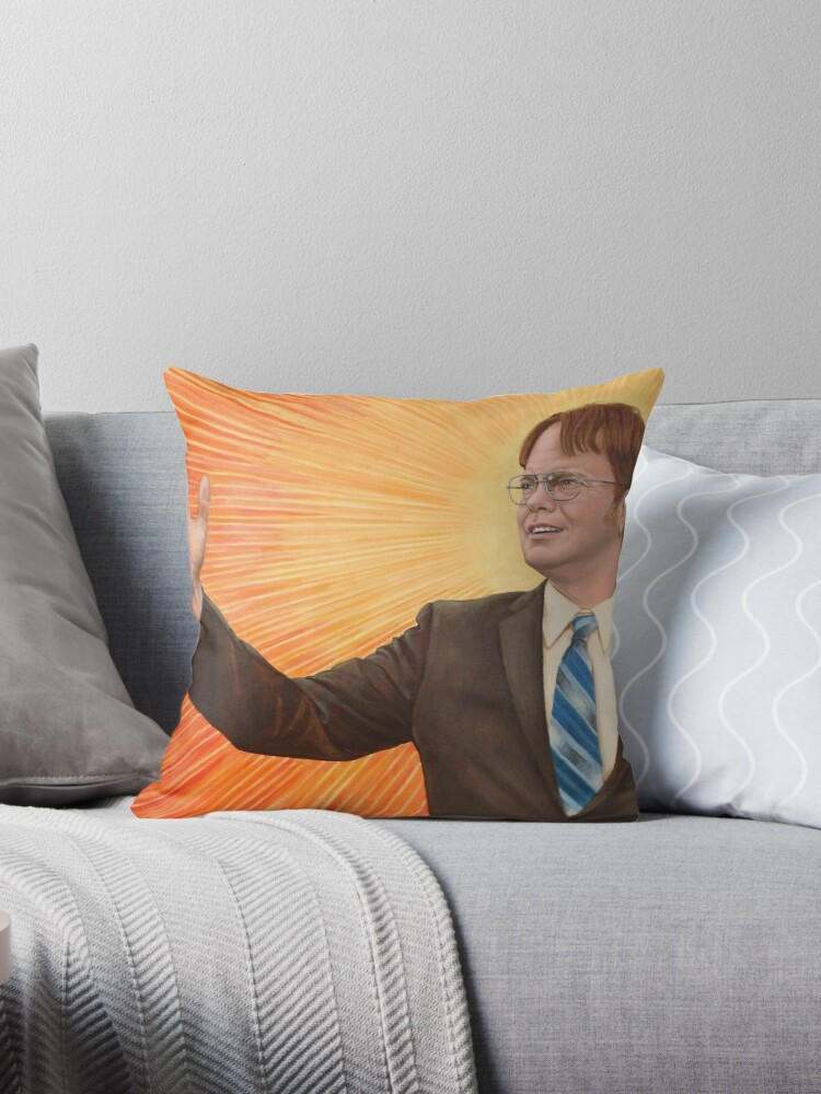 Dwight Schrute: Regional Manager by pippopzop