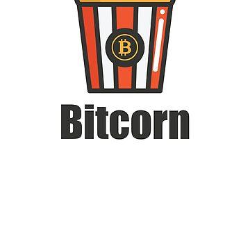 Bitcorn - Bitcoin TShirt by TFever