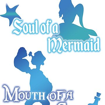 Mermaid Soul Sailor's Mouth by lucien007