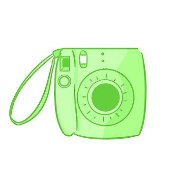 Camera Green by askbigink