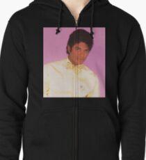 Michael Jackson PYT v.2 bad thriller Zipped Hoodie