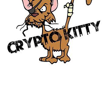 Crypto kitty - Kitties Tshirt by TFever