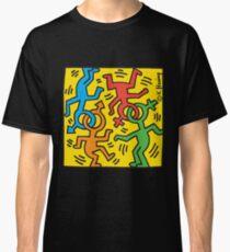 Keith Haring Gay Love Classic T-Shirt