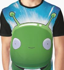 Mooncake - Final Space Graphic T-Shirt