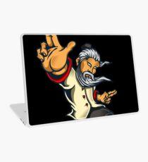 Quad Fang Finger Style Laptop Skin