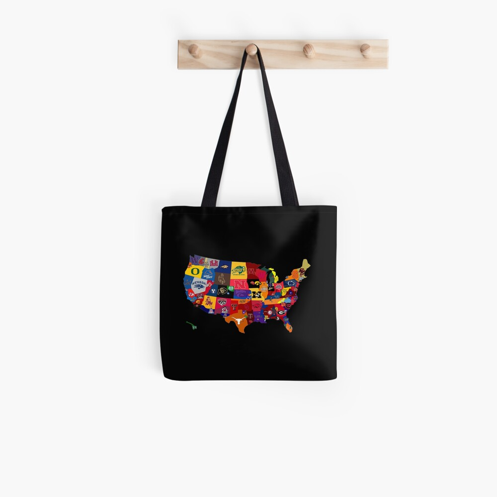 College Country Tote Bag