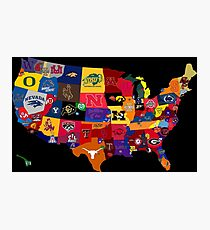 College Country Photographic Print
