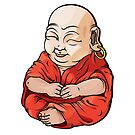 Baby Buddha  by Nathan Smith