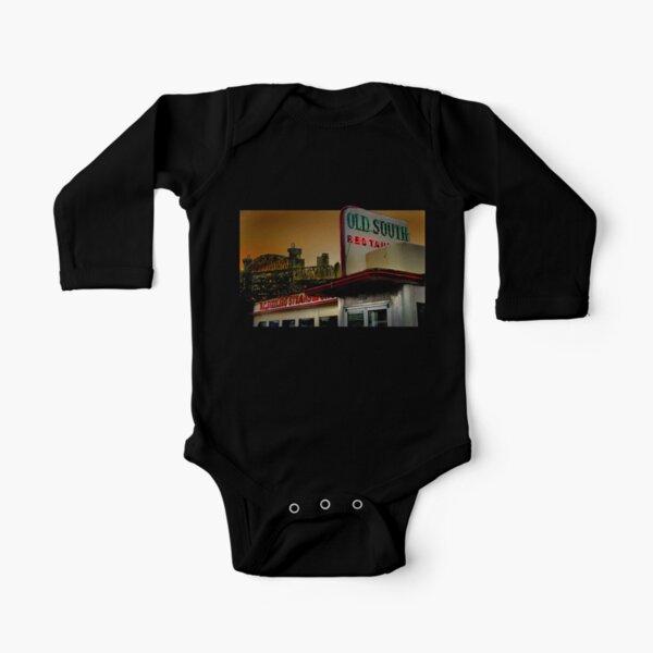 Arkansas Long Sleeve Baby One-Piece
