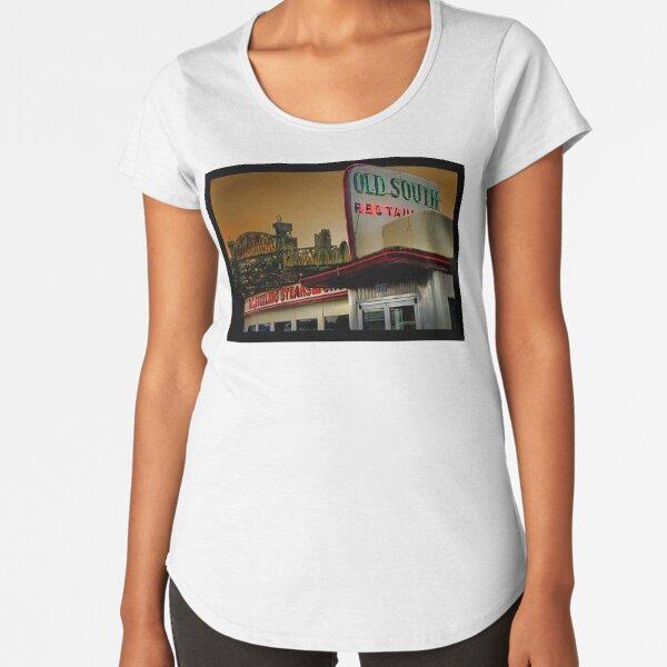 Arkansas Premium Scoop T-Shirt