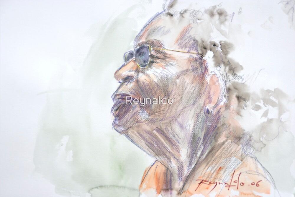 Mrs. Waddie  by Reynaldo