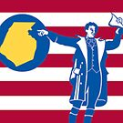 Frederick county md flag by rjburke24