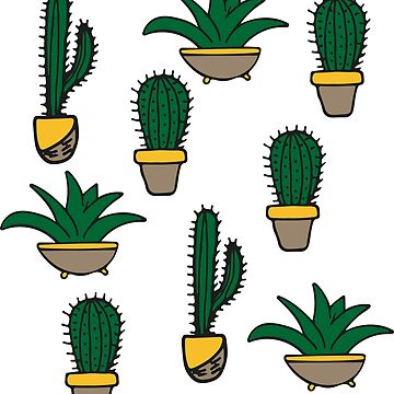 cactus by fun-tee-shirts