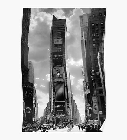 Times Square Poster