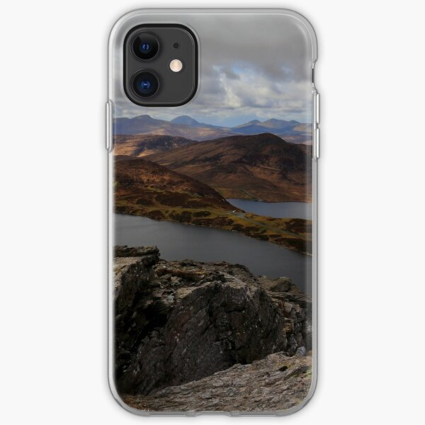 From Loughsalt Mountain iPhone Soft Case