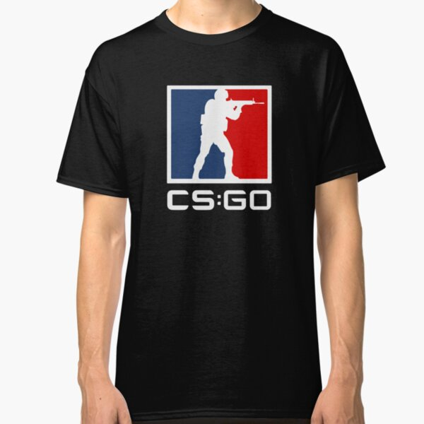 Counter Strike: Global Offensive logo Classic T-Shirt
