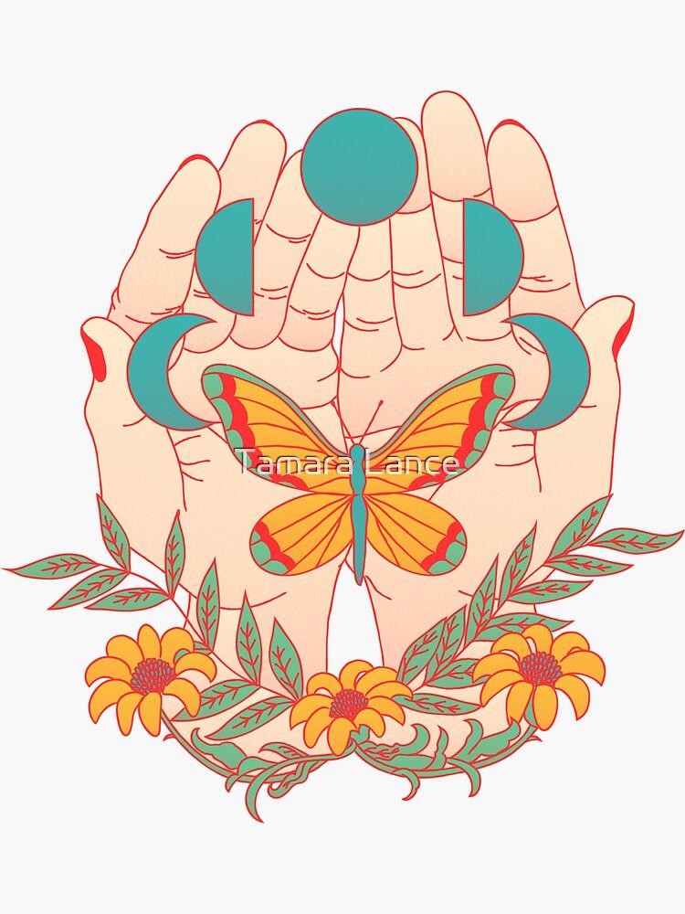 In Her Hands by musingtree