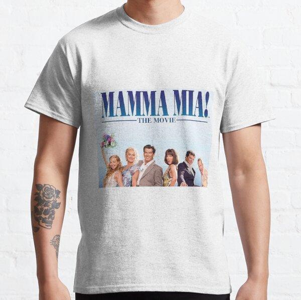 Mamma mia Camiseta clásica