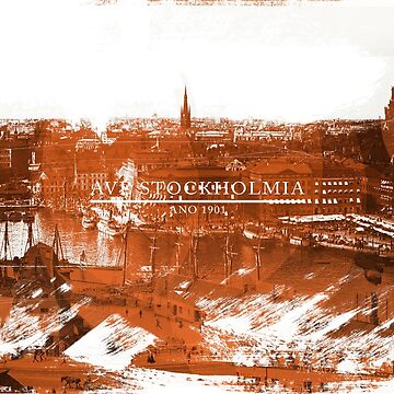 Ave Stockholmia - A tribute to Stockholm by DrErnst