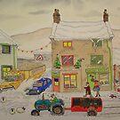 Merry Christmas by Martin Williamson (©cobbybrook)
