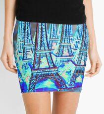 Paris Paris Paris  Mini Skirt