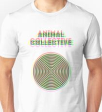 Animal Collective Psychedelic Unisex T-Shirt