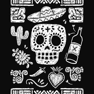Día de los Muertos by LadyMorgan