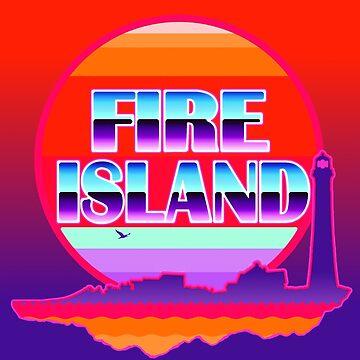 Fire Island by RealBooBear