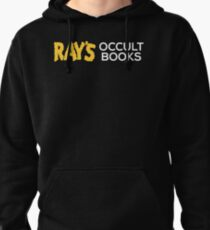 Ray's Occult Books Pullover Hoodie