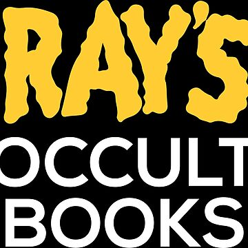 Ray's Occult Books by grantsewell