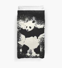 Bansky Panda Duvet Cover