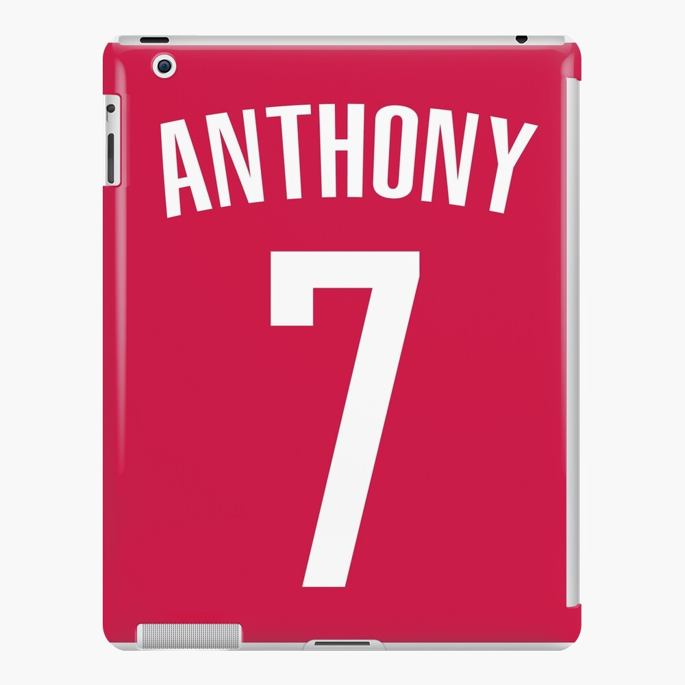 new arrival 2f526 1c356 Carmelo Anthony Rockets Jersey Bag | iPad Case & Skin