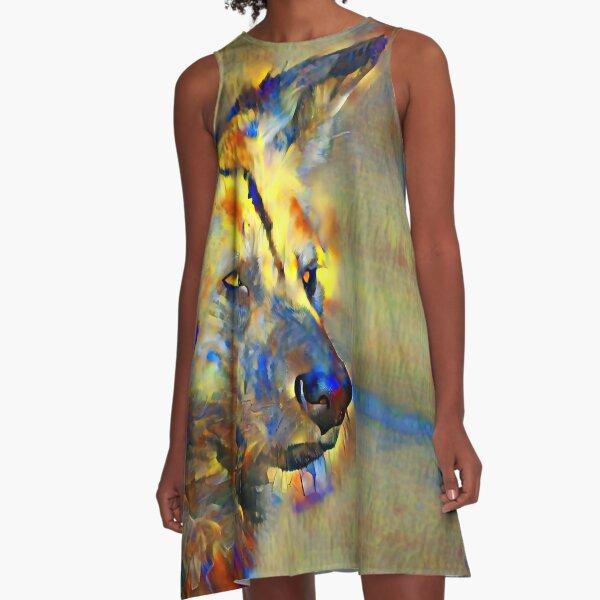 the hunt A-Line Dress