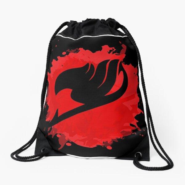Fairy splash art Drawstring Bag