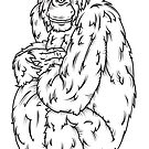 Ape by Nathan Smith