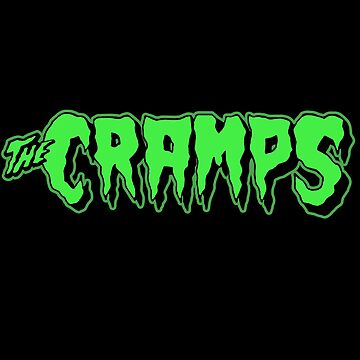 The Cramps GREEN FUZ by RatRock
