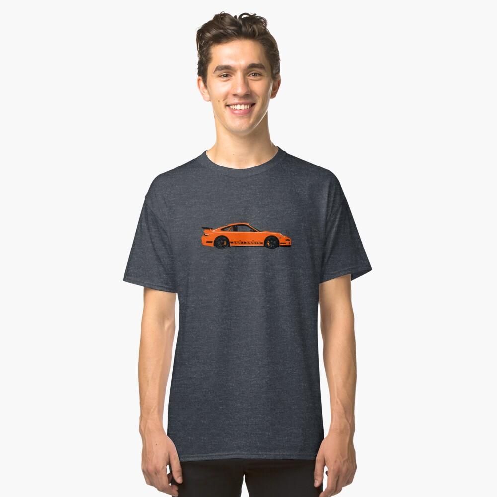 Pumpkin Racer – 997 GT3 RS Inspired Classic T-Shirt