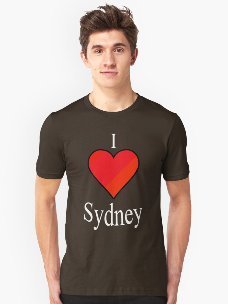 I Love Sydney by Mike Paget