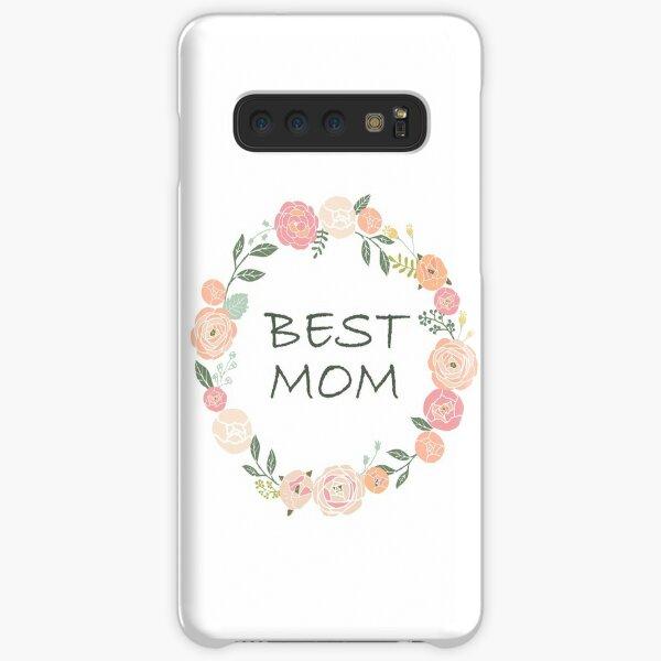 Best Mom Samsung Galaxy Snap Case