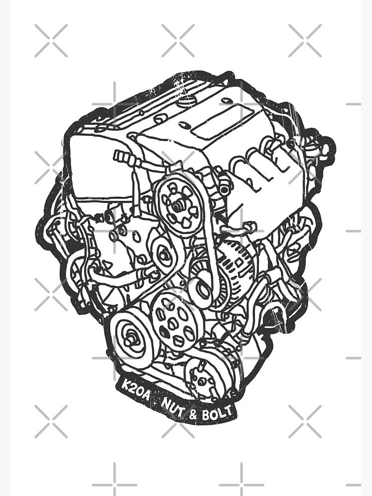 F20c Motor