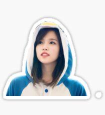 Twice - Mina Penguin Onsie Sticker