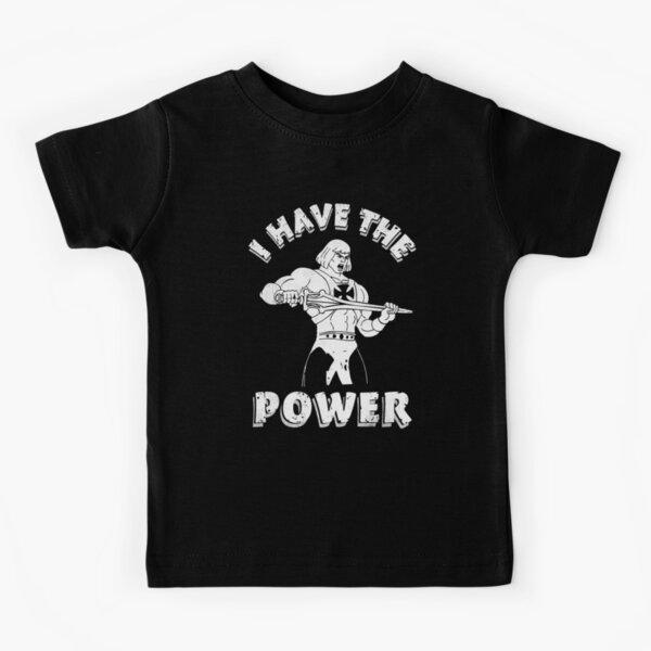 He-Man j'ai le pouvoir T-shirt enfant