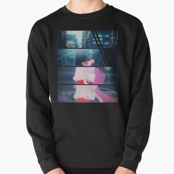 【Zero Two Still Style】 Pullover Sweatshirt