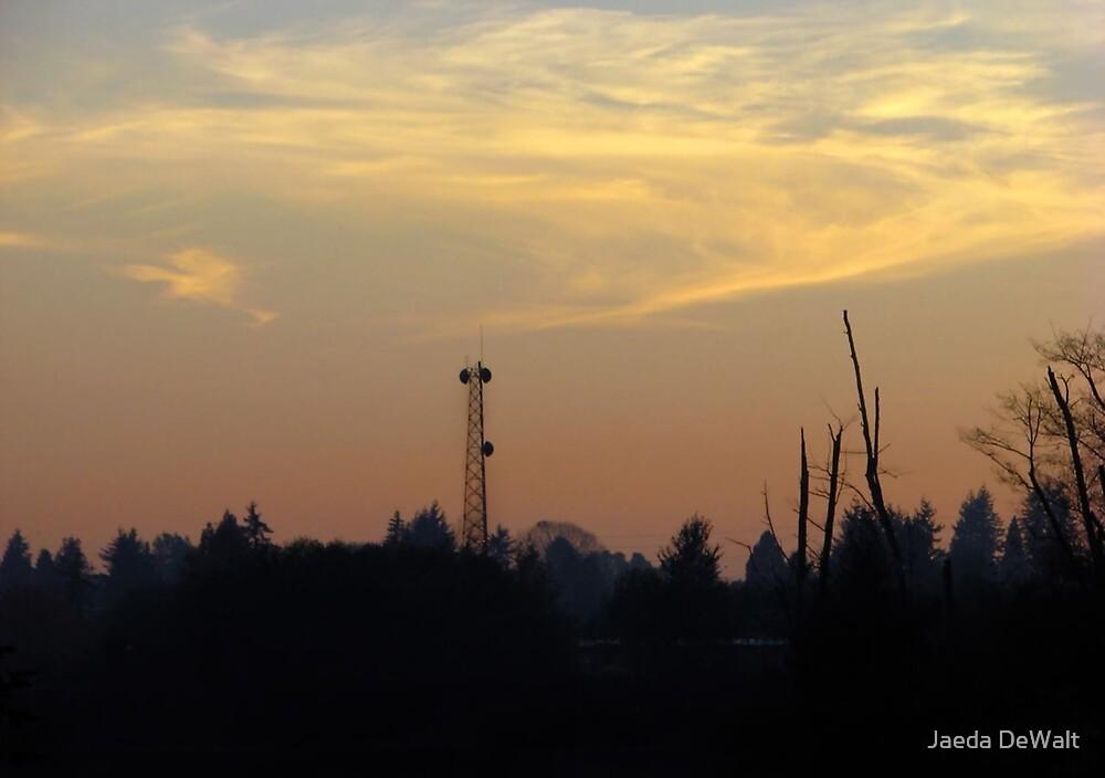 Pastel Sunset by Jaeda DeWalt