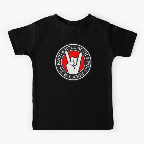 ROCK & ROLL  Kids T-Shirt