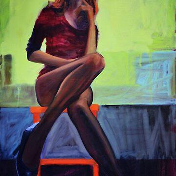 Stool by catleonard