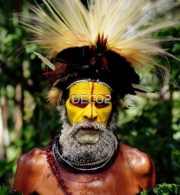 Papua New Guinea Trek by DEC02