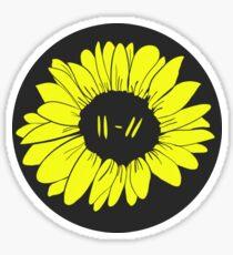 Twenty One Pilots Trench Era Sunflower Design Sticker