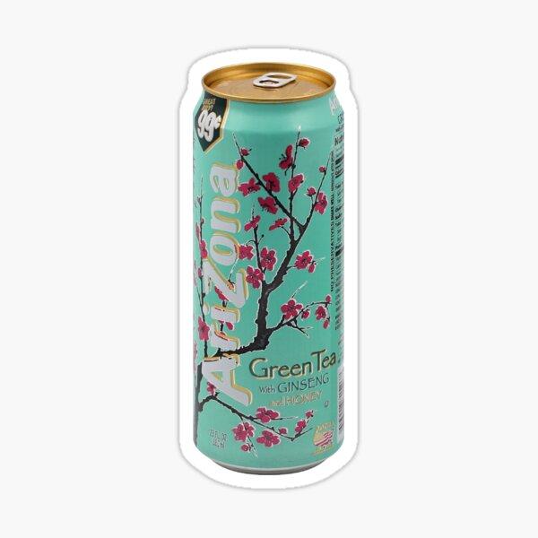 Arizona Green Tea  Sticker