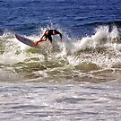 California Surfin.. by Carol Barona